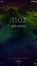 Default Nova Launcher UI setup - Razer Phone review