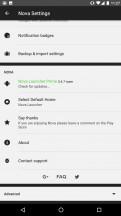 Nova Launcher Premium - Razer Phone review