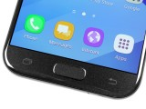 Home button with fingerprint sensor - Samsung Galaxy A5 (2017) review