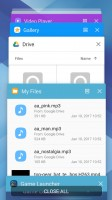 App switcher - Samsung Galaxy A5 (2017) review