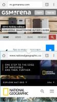 Multi-window multi-tasking - Samsung Galaxy A5 (2017) review