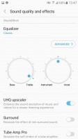 Sound customization - Samsung Galaxy A5 (2017) review