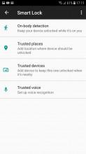 Unlock options - Samsung Galaxy J5 (2017) review