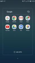 Folders - Samsung Galaxy J5 (2017) review