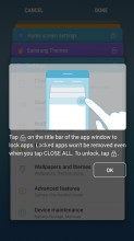 Task switcher - Samsung Galaxy J5 (2017) review