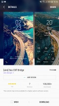 Samsung themes - Samsung Galaxy J7 Pro review