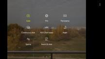 Camera interface - Samsung Galaxy J7 Pro review