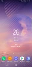 Homescreen - Samsung Galaxy Note8 review