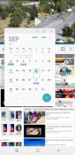 Multi-window: Pop-up view - Samsung Galaxy Note8 review