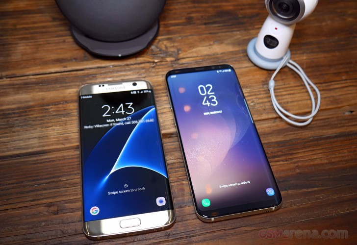 Samsung Galaxy S8 Preview review