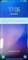 Lockscreen - Samsung Galaxy S8 Preview