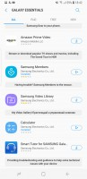Galaxy Apps - Samsung Galaxy S8 review