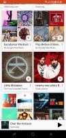 Google Play Music - Samsung Galaxy S8 review