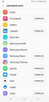 Bixby cards come courtesy of your apps - Samsung Galaxy S8 review