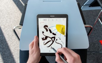 Samsung Galaxy Tab S4 to have iris scanner and Intelligent Scan