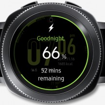 Gear Sport charging - Samsung Gear Sport review