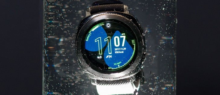 Samsung Gear Sport review: Unboxing, Design, Controls and