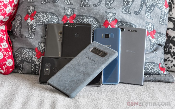 Smartphone Buyers Guide 2018 January review