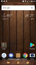 Toucan theme - Sony Xperia XA1 Plus review