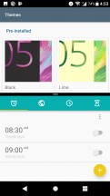Split screen apps - Sony Xperia XA1 Plus review
