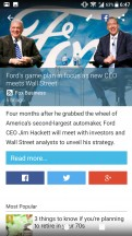 News - Sony Xperia XA1 Plus review