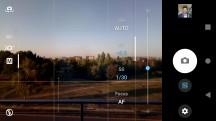 Manual mode - Sony Xperia XA1 Plus review