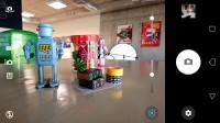 Camera UI - Sony Xperia XA1 Ultra review