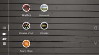 Camera UI - Sony Xperia XZ Premium review