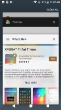 No-nonsense task switcher - Sony Xperia XZ1 review