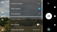XZ1 Camera settings - Sony Xperia XZ1 review