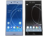 Sony Xperia XZs in Ice Blue and Black - Sony Xperia XZs review