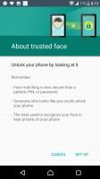 Smart lock - Sony Xperia XZs review