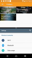 Split screen apps - Sony Xperia XZs review