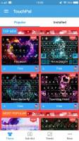 Custom keyboard - vivo V5 Plus review