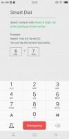 Dialer - vivo V7 Plus review