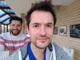 Vivo V7 24MP portrait selfies with bokeh effect - f/2.0, ISO 640, 1/33s - vivo V7 review