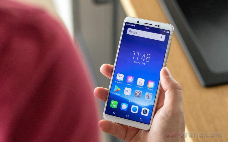 vivo V7 review: Software and performance
