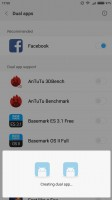 Dual apps settings - Xiaomi Mi 6 review