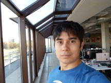 Mi Mix 2 selfie samples - f/2.0, ISO 200, 1/100s - Xiaomi Mi Mix 2 review