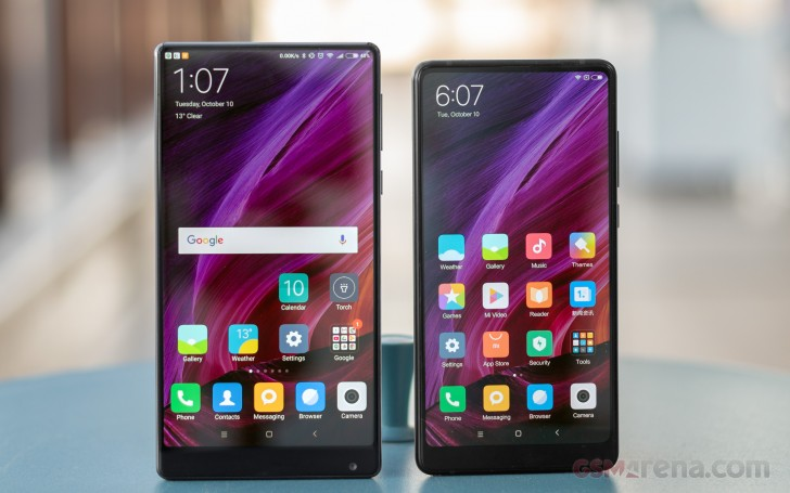 Xiaomi Mi Mix 2 review