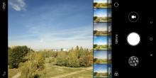 Camera UI, modes and filters - Xiaomi Mi Mix 2 review