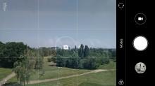 Camera UI - Xiaomi Redmi 4a review