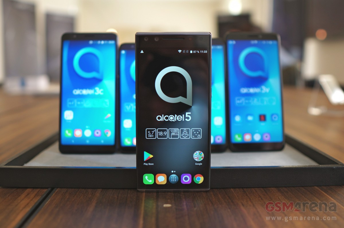 Alcatel Mwc 2018 review