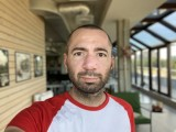 Apple iPhone XS 7MP selfie portraits with effects - f/2.2, ISO 50, 1/121s - Apple iPhone XS review
