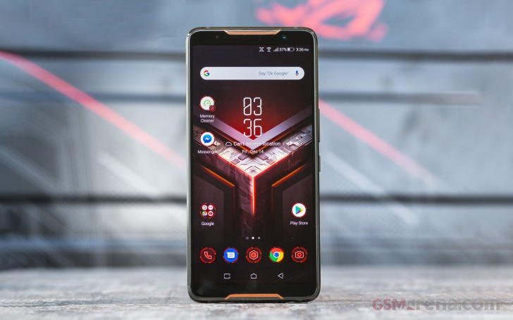 Asus ROG Phone review: Software