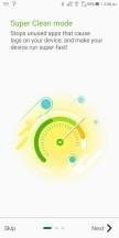 Super Clean mode - Asus ROG Phone review