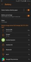 Battery settings - Asus ROG Phone review