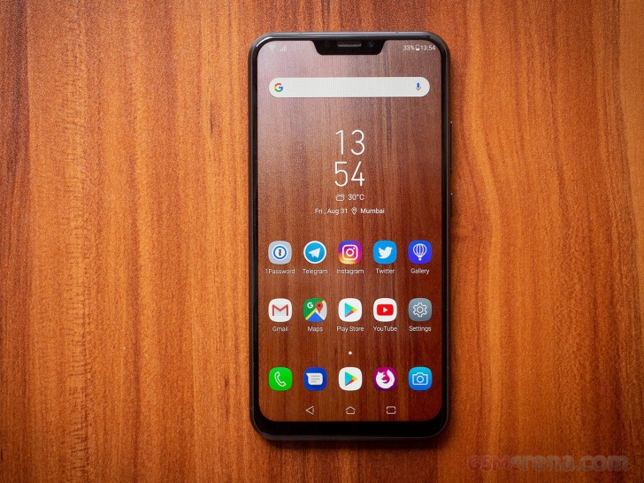 Asus Zenfone 5z review: Software, performance and benchmarks