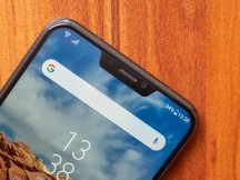 ZenFone 5z notch - Asus Zenfone 5z review