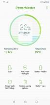 Battery menu - Asus Zenfone 5z review